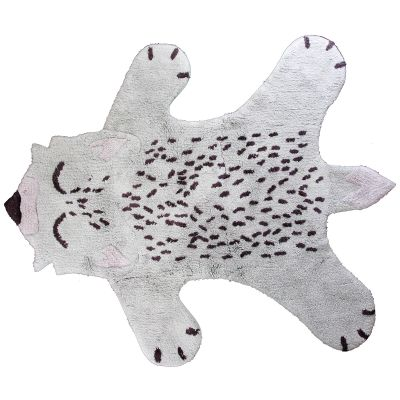 Tapis lavable Little Fox (100 x 120 cm)  par Nattiot
