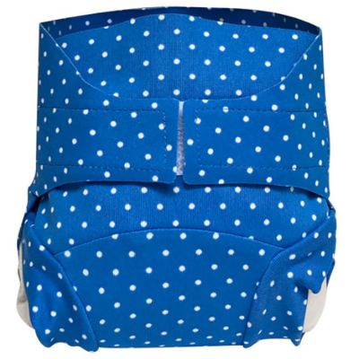 Culotte couche lavable TE2 Blu (Taille M)  par Hamac Paris