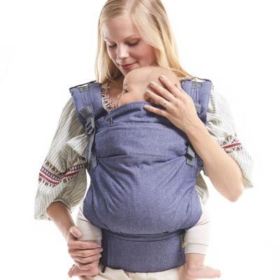 Porte bébé Boba X Chambray