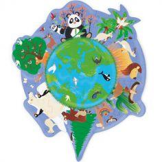 Puzzle Monde (45 pièces)
