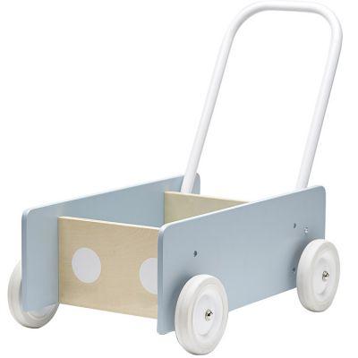 Chariot de marche Walker bleu  par Kid's Concept