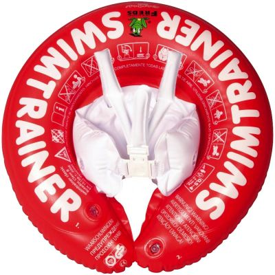 Bouée Swimtrainer rouge (3 mois - 4 ans)  par Swimtrainer