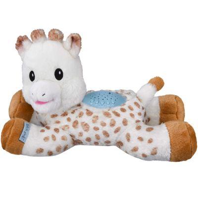 Veilleuse peluche musicale Lights & Dreams Fresh Touch  par Sophie la girafe
