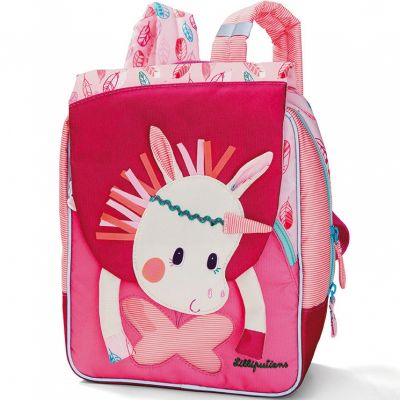 Petit sac à dos Louise la Licorne  par Lilliputiens