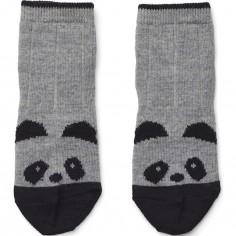 Chaussettes Silas panda (0-6 mois)