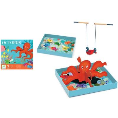 Jeu de coopération Octopus Djeco