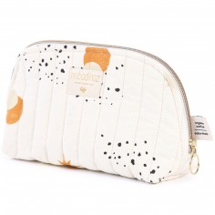 Trousse de toilette Holiday écru Sunset eclipse