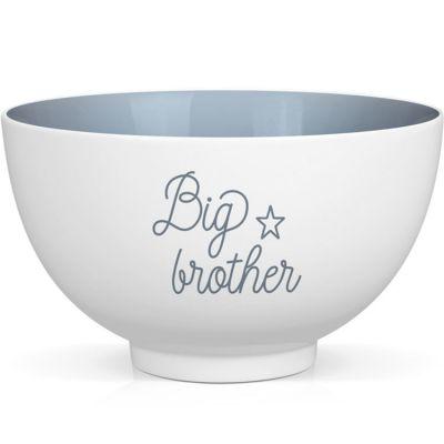 Bol en porcelaine Big brother  par Créa Bisontine