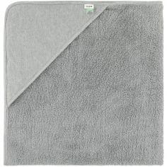 Cape de bain Grain gris (90 x 90 cm)