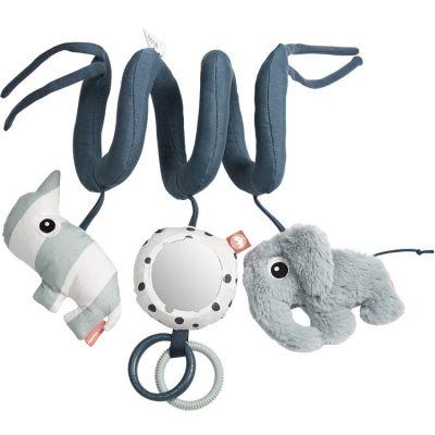 Spirale d'activités Elphee l'éléphant bleu  par Done by Deer