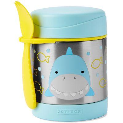 Thermos alimentaire Zoo Requin (325 ml)  par Skip Hop