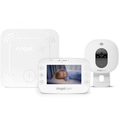 Babyphone vidéo avec détecteur de mouvements AC327  par Angelcare