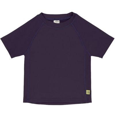 Tee-shirt anti-UV manches courtes prune (6 mois)  par Lässig