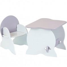 table et chaise pour chambre bb enfant berceau magique. Black Bedroom Furniture Sets. Home Design Ideas