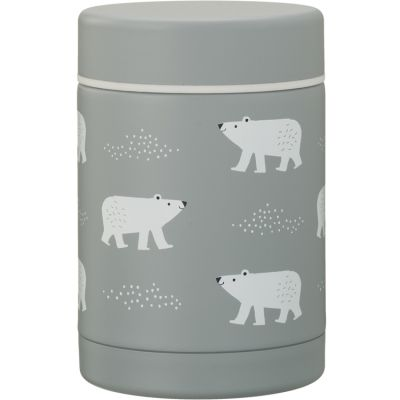 Thermos alimentaire Ours polaire (300 ml)  par Fresk