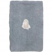 Housse de matelas à langer Bao et Wapi (85 x 60 cm) - Noukie's