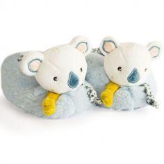 Coffret chaussons Coffret hochet Yoca le koala