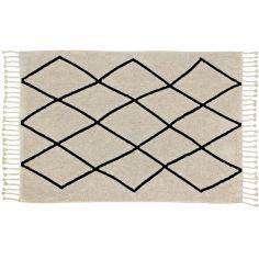 Tapis Bereber beige (140 x 200 cm)