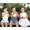 Pince bclip pour bavoir turquoise  par BabyToLove