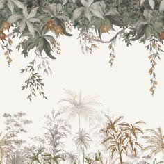 Papier peint Jungle Indonésienne (10 m)