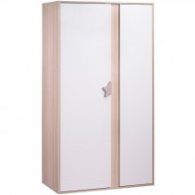 Armoire 2 portes Norway   par Sauthon Easy