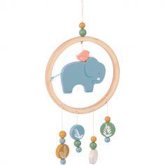 Attrape-rêves éléphant Sous mon baobab