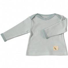 Tee-shirt Stripe Blue (0-5 mois : 66 cm)