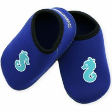 Chaussures de plage antidérapantes bleue (12 à 18 mois)  par ImseVimse