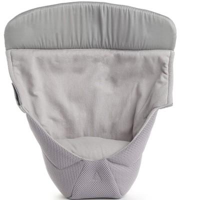 Coussin pour porte-bébé Performance gris  par Ergobaby