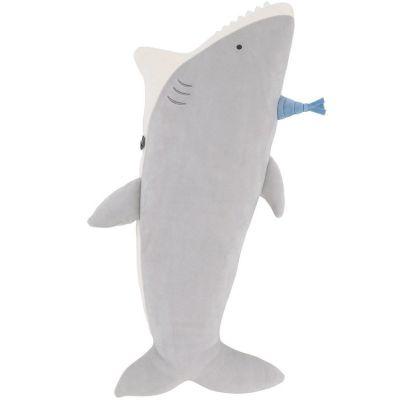 Peluche requin Kiba (38 cm)  par Trousselier