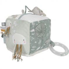 Cube d'activités Soft Ocean mint