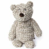 Peluche Beasts ours Lovely lonely (22 cm) - Sigikid