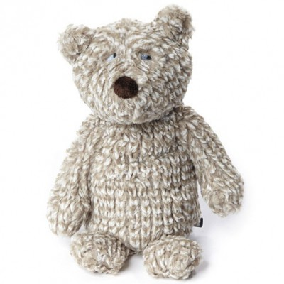Peluche Beasts ours Lovely lonely (22 cm) Sigikid