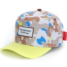 Casquette Camouflage (9-18 mois)