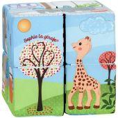 Cubes d'éveil magiques Fresh Touch - Sophie la Girafe