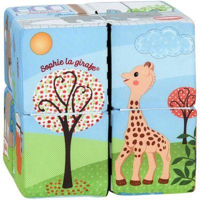 Cubes d'éveil magiques Fresh Touch  par Sophie la Girafe