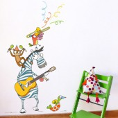 Sticker boogie woogie - Série-Golo