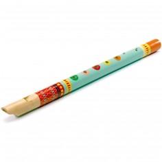 Flûte colorée