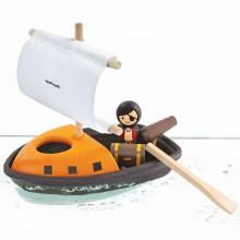 Bateau pirate  par Plan Toys