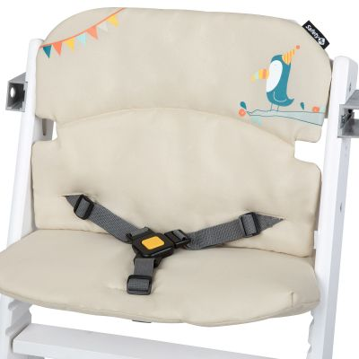 Coussin pour chaise haute Timba Happy day Safety 1st