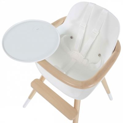 Plus Avec Chaise Ovo Harnais Haute Blanc One Évolutive rdexWCoB
