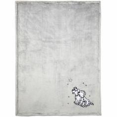 Couverture velours Les 101 Dalmatiens (75 x 100 cm)