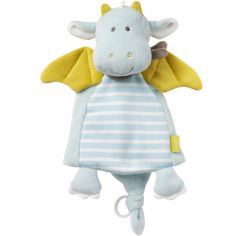 Doudou plat dragon Little Castle