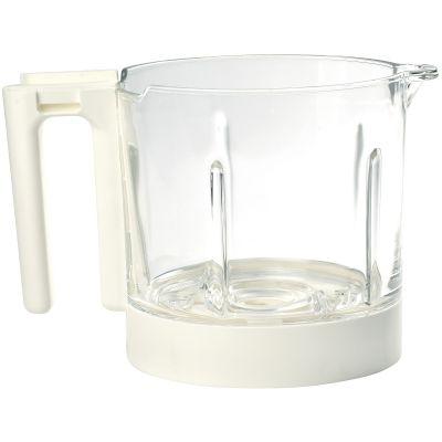 Bol en verre pour Babycook Neo blanc  par Béaba
