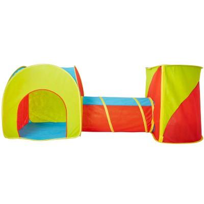 tente de jeu avec tunnel pop up kid active par worlds apart. Black Bedroom Furniture Sets. Home Design Ideas