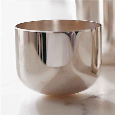 Timbale Alta (métal argenté)  par Robbe & Berking