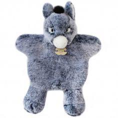Peluche marionnette Ane Sweety Mousse (25 cm)