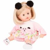 Poupée blonde Muffin Happy panda (33 cm) - Götz