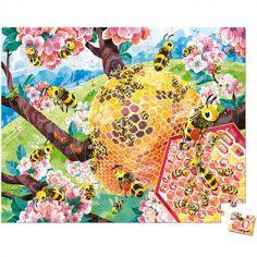 Puzzle La vie des abeilles WWF (100 pièces)