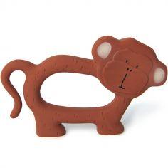 Jouet de préhension en caoutchouc singe Mr. Monkey